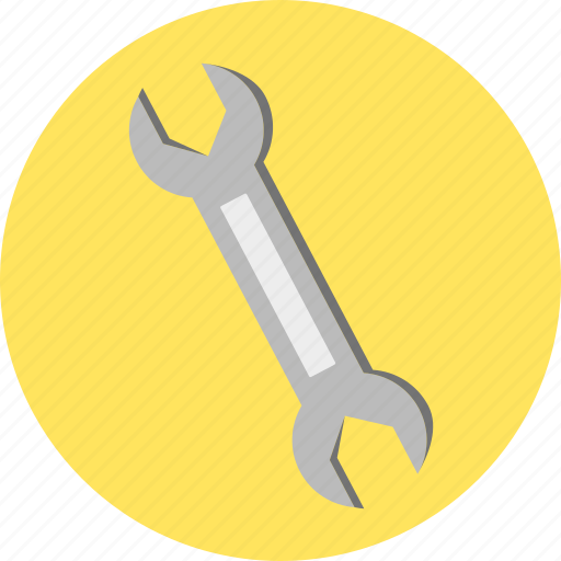 construction, hand tool, repair, wip, work, work in progress, wrench icon