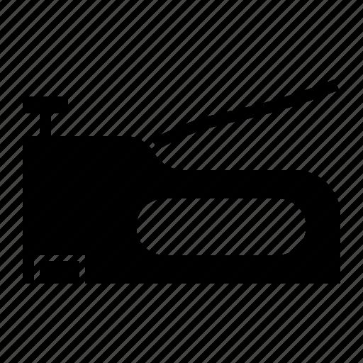 stapler, tool icon