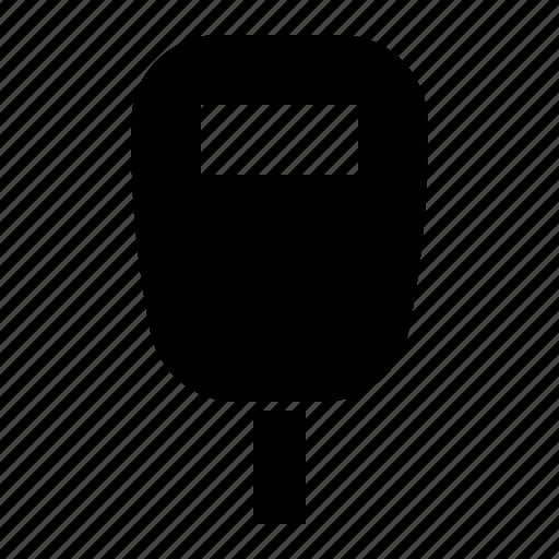 helmet, protector, tool, welding, welding helmet icon
