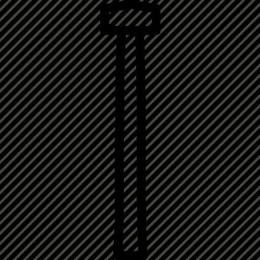 hammer, sledge, tools icon