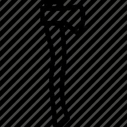 axe, tools icon