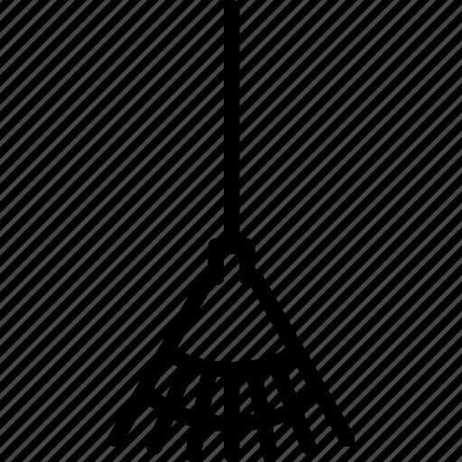 rake, tools icon