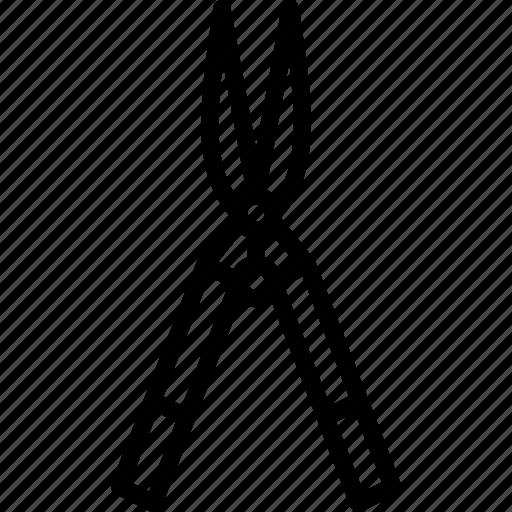 shears, tools icon