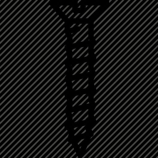 screw, tools icon