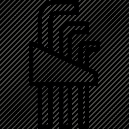 allen, keys, tools icon