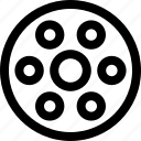 machine, sewing, stitch, thread, tool icon icon
