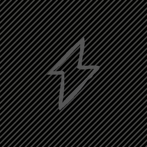bolt, charging, issue, lightning, risk, thunder icon