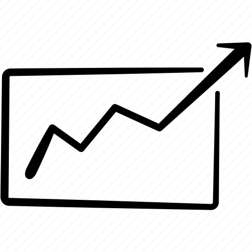 analytic, chart, goal, graph, marketing, strategy, target icon