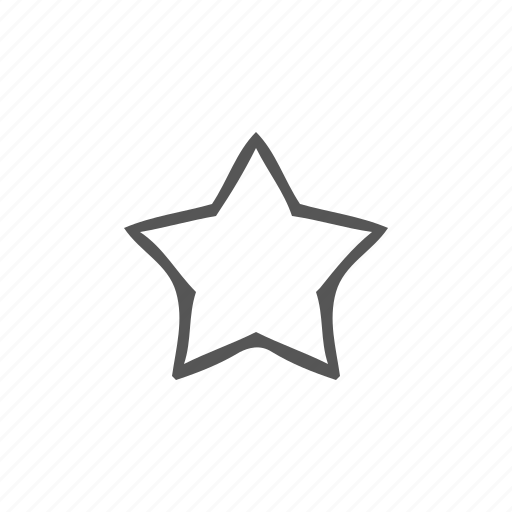 bookmark, favorite, rate, rating, review, star, star badge icon