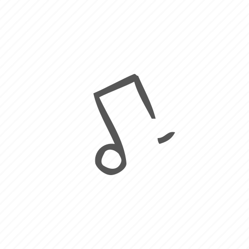 audio file, media, music file, music symbol, musical note, song icon
