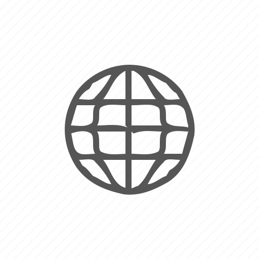 browser, globe, internet, location map, web, world, www icon