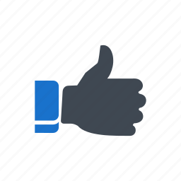 favorite, hand, like, thumb, thumbs up, vote icon