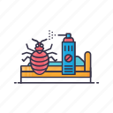ant, bed, bug, cockroach, lady bird, removal, spray
