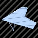 hang, glider, gliding, sky