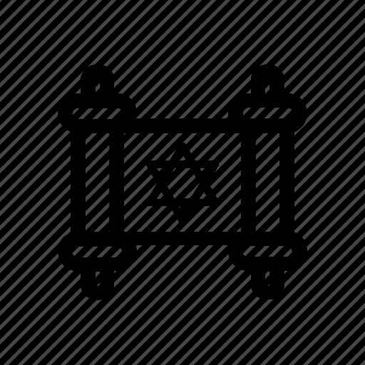 David, hanuka, hanukkah, israel, jewish icon - Download on Iconfinder