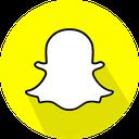 logo, snapchat, social network icon
