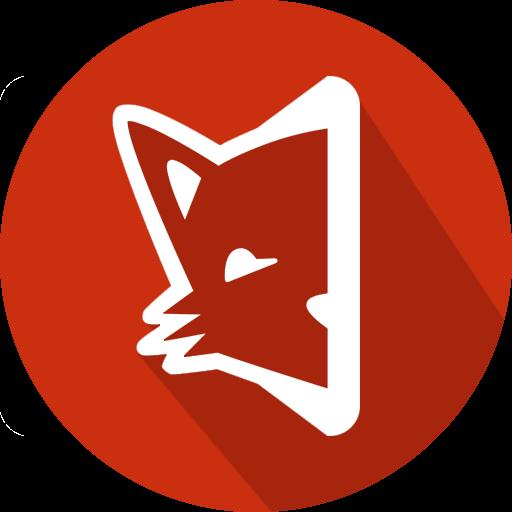 logo, secret, social network icon