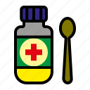drug, baby, medicine