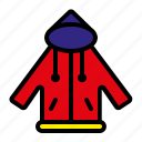 baby, clothes, jacket, kits, sweeter icon