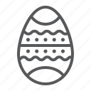 christian, easter, egg, food, holiday, spring