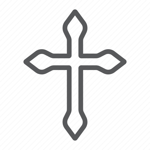 Catholic, christian, cross, crucifix, jesus, religion icon - Download on Iconfinder