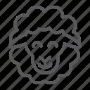 animal, easter, farm, lamb, rural, sheep icon