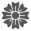 blossom, floral, flower, plant, spring icon