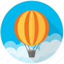 balloon, child, dream, freedom, happy, air, charity, daydream