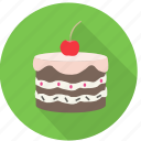 bake, bithday, cake, dessert, food, gift, sweet icon