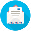 communication, envelope, subscribe, letter, mail, email, invite, invitation, message, mailbox, subscription, updates