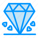 diamond, gift, mom, mother icon