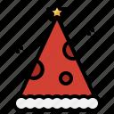 party, hat, whistle, confetti, blower, celebration icon