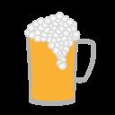ale, beer, foam, goblet, malt, patrick, suds icon