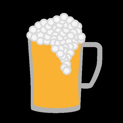Ale, beer, foam, goblet, malt, patrick, suds icon - Free download