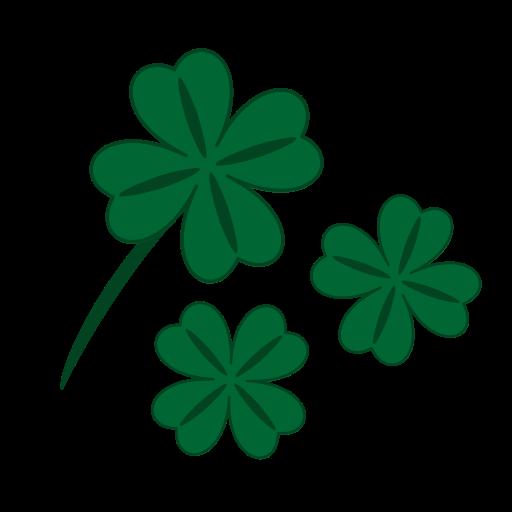 clover, fortune, leaf, luck, patrick, quatrefoil, success icon