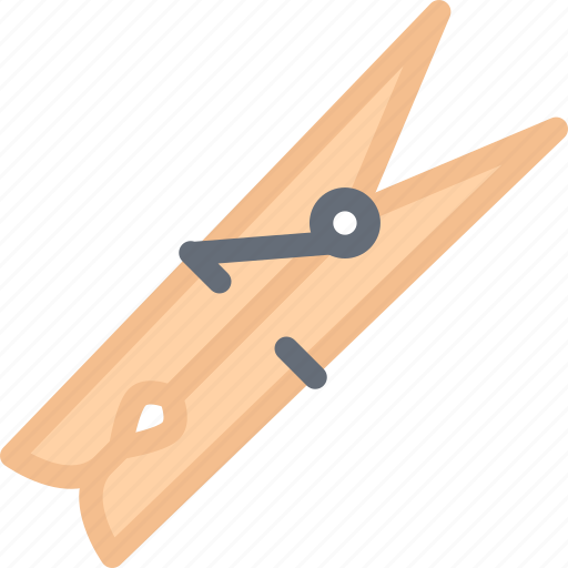 cleaning, clothespin, hard, repair, service, work icon