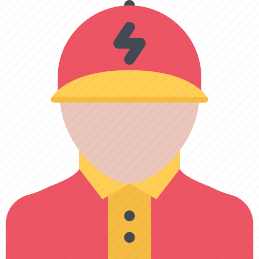 electrician, hard, repair, service, work icon
