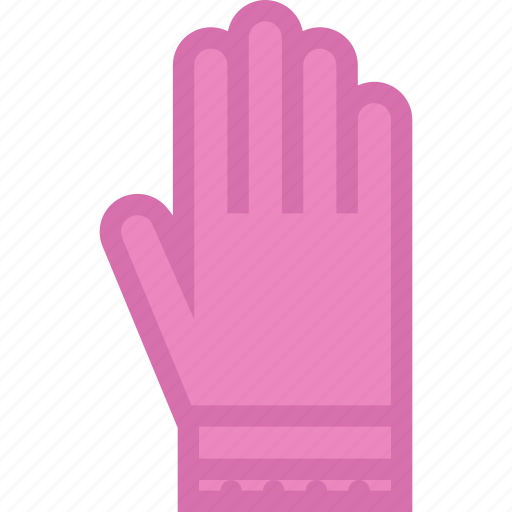 cleaning, gloves, hard, latex, repair, service, work icon