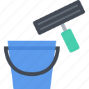 cleaning, hard, repair, service, window, work icon