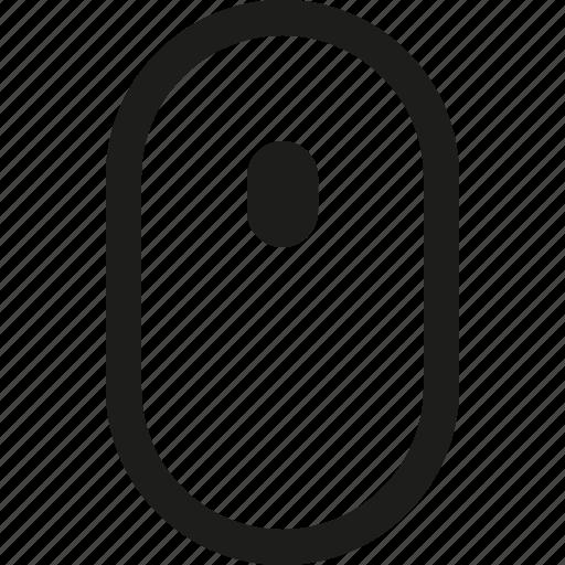 mouse, wheel icon