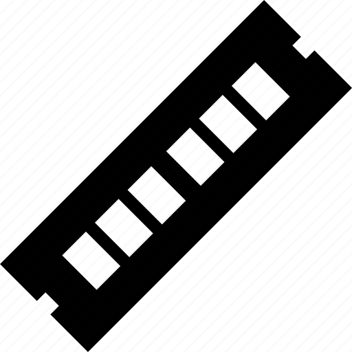 computer, memory, pc, ram icon