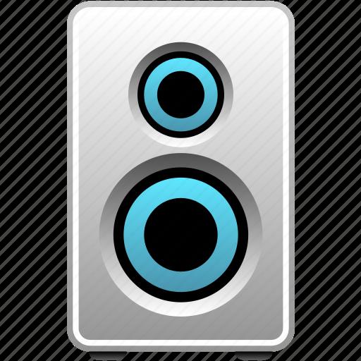 audio, hardware, listen, music, speaker, technology icon