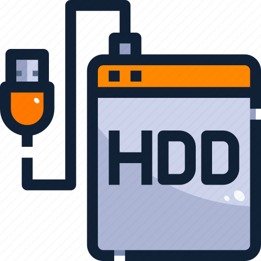 Device, disk, drive, hard, hardware, technology icon - Download on Iconfinder