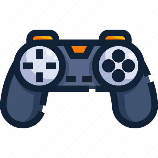 Device, game, gamepad, hardware, joystick, technology icon - Download on Iconfinder