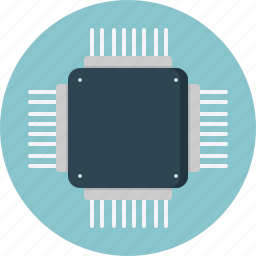 chip, hardware, microchip icon