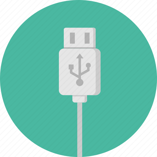 cable, usb icon