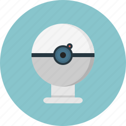 camera, webcam icon