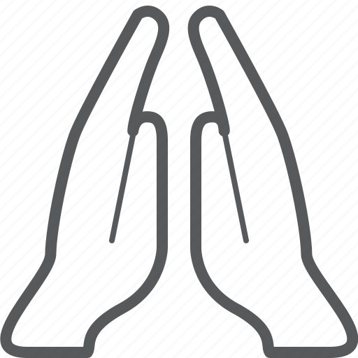 church, finger, fingers, gesture, hand icon