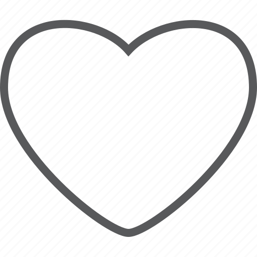 favorites, favourite, heart, like, love, romantic, valentine icon