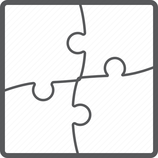 Puzzle, element, game, piece, play, plugin icon - Download on Iconfinder